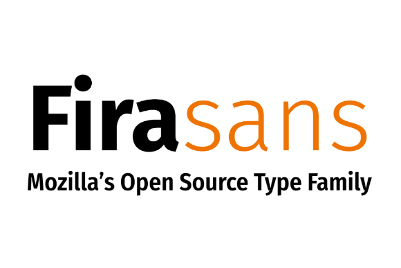 Fira Sans Free Typefamily
