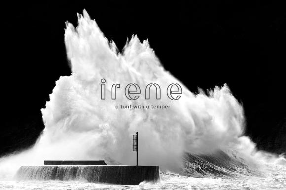Irene Typeface Free Demo