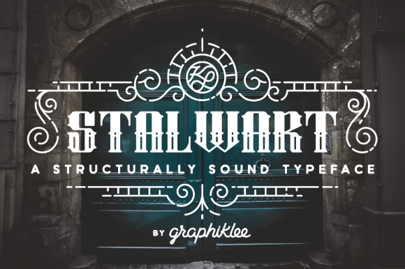 Stalwart Typeface Free Demo Version