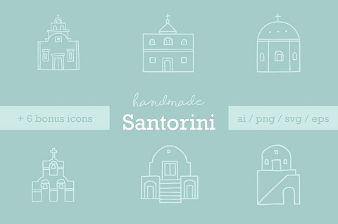 Free Handmade Mediterranean Village
