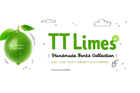 TT Limes Free Demo Typeface