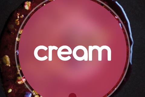 Cream Free Display Font