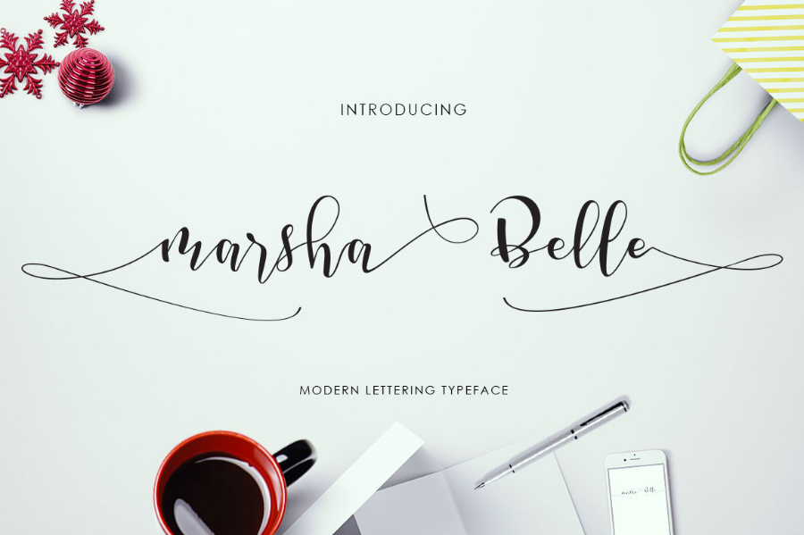 Marsha-Belle Free Demo