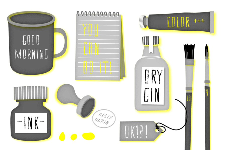 Lenka Brush Free Typeface