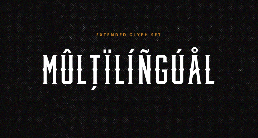 Knucklehead Typeface Free Version