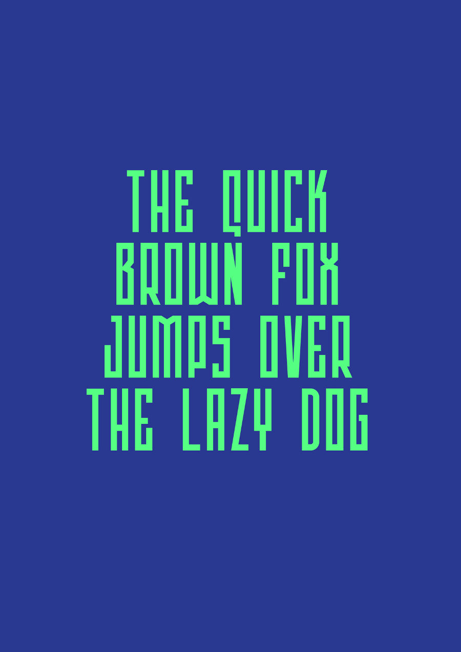 Rogue Display Free Typeface