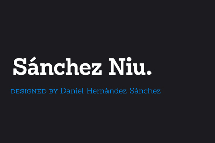 Sánchez Niu Free Demo