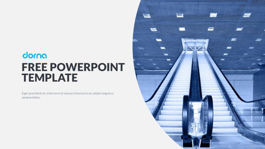 Dorna Free PowerPoint Template