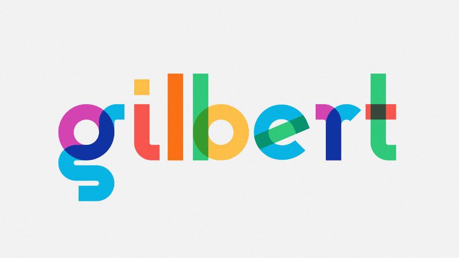 Image result for gilbert free font