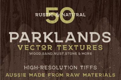 10 Free Parklands Vector Textures
