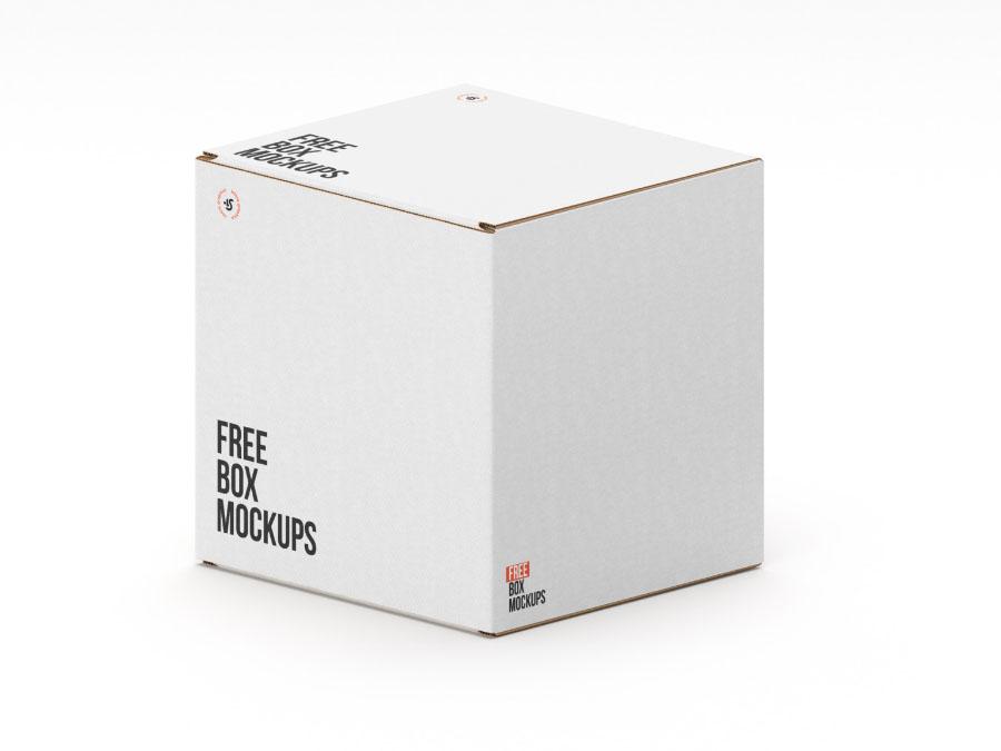 Cake Box Design Psd