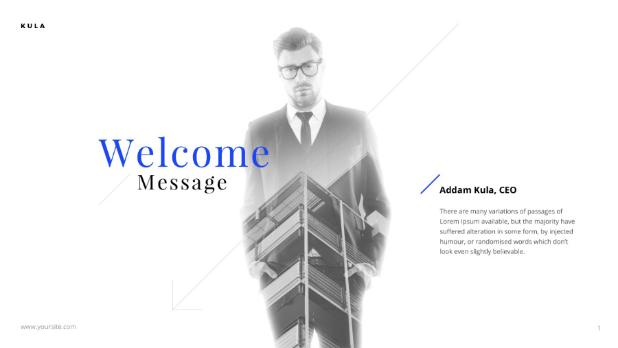 Kula Free PowerPoint Template