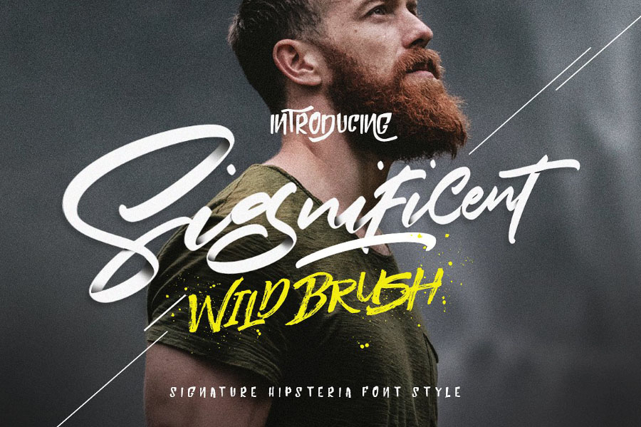 Significent Wild Brush Free Demo