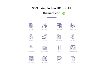 Free 100 Vector UI Icons