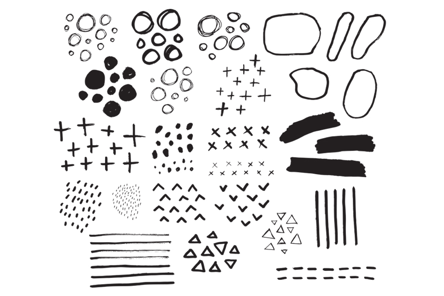 Free Hand-Drawn Vector Graphics