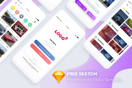 Free Ecommerce Template Kit