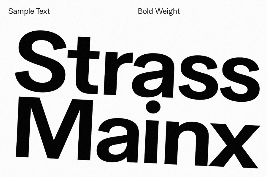 HK Concentrate Free Typeface
