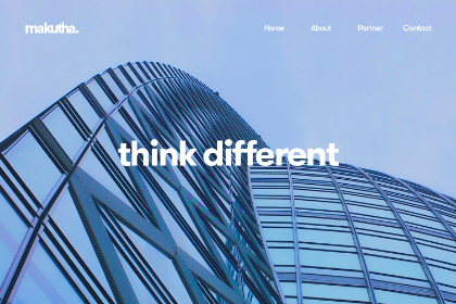 Makutha Free Business Web Template