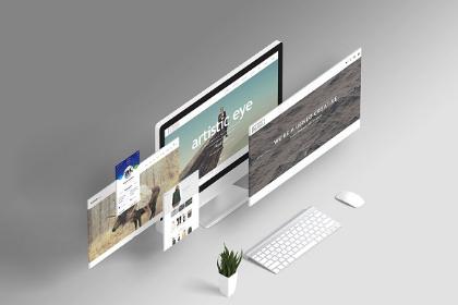 Web Mockup Creator Demo