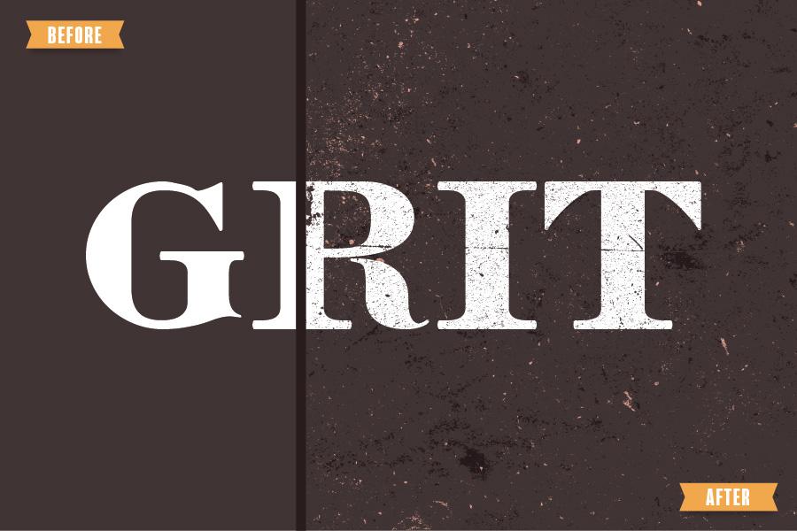 10 Fine Grit Bitmap Textures