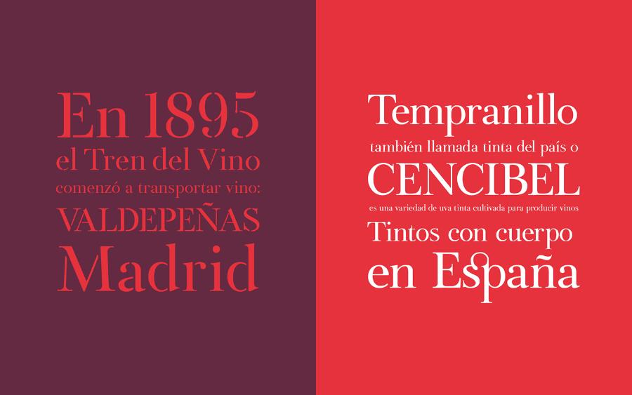 Botera Serif Free Typeface