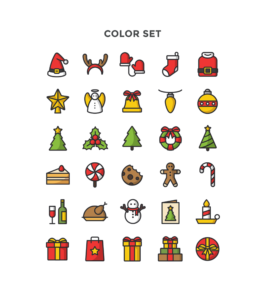 Free Christmas Special Icon Pack