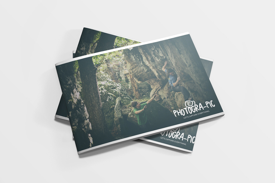 Photogra-pic Free Brochure Template