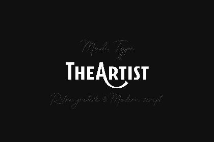 Artist Free Typeface