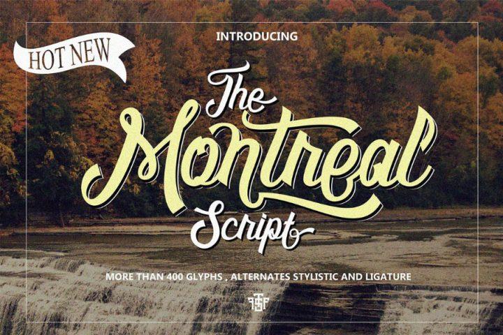 Montreal Script Demo