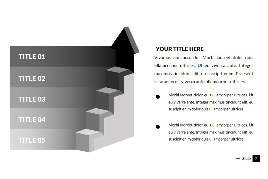 Arina Presentation Template Demo