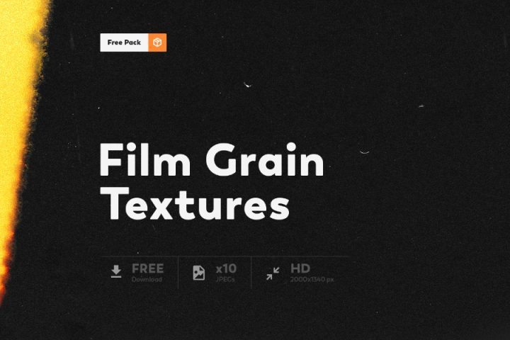 Free Film Grain Texture Pack