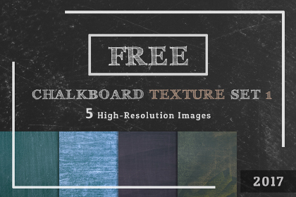 5 Chalkboard Texture Images