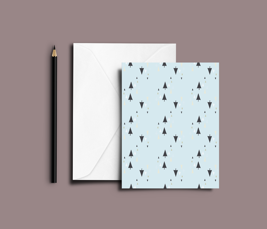 Free Winter Seamless Pattern Pack