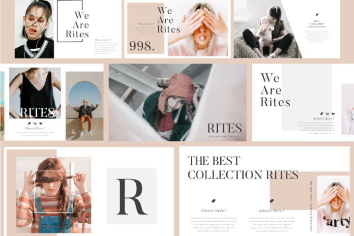 Rites Free Presentation Template