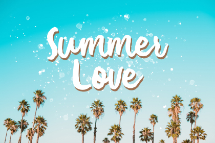Summer Love Font Demo