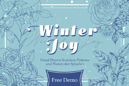 Winter Joy Free Demo Pack