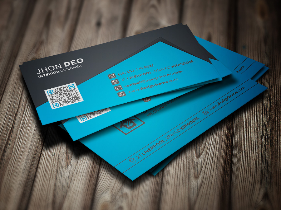 Creative Business Card Design - Free Design Resources
