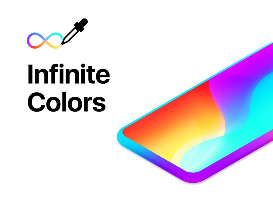 Free 6K Mobile Mockup: 10 Colors