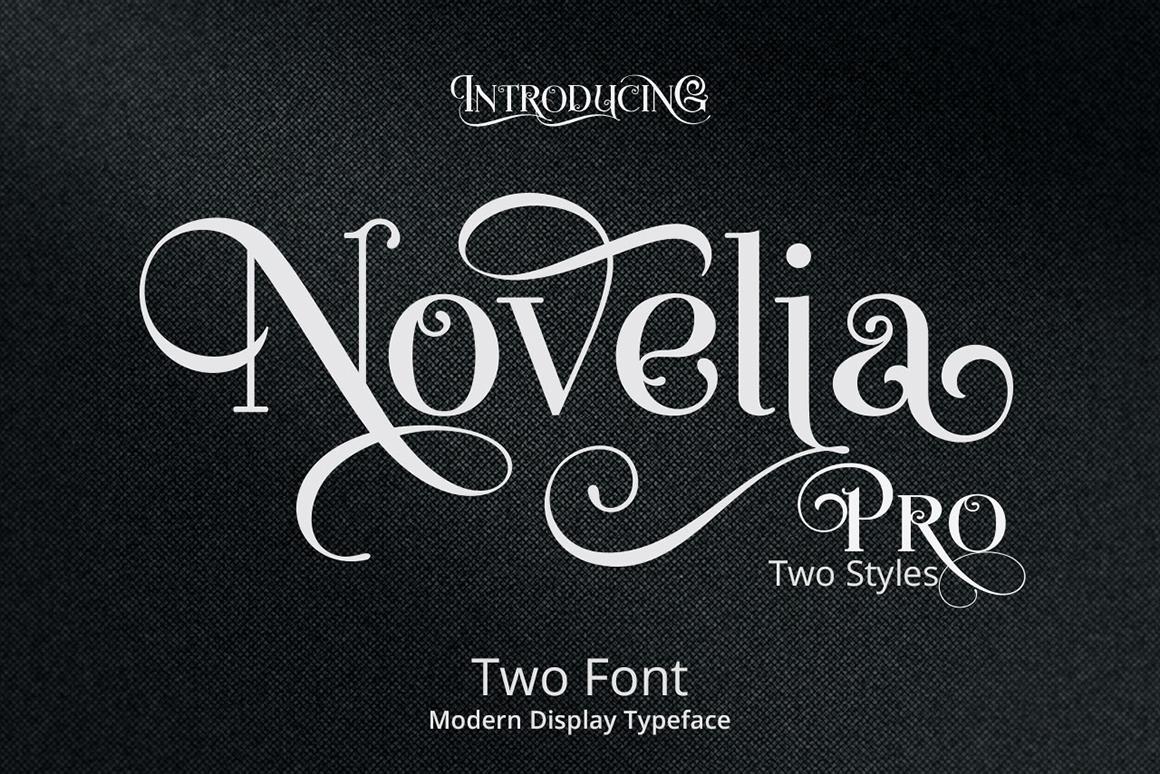 Novelia Pro Display Free Demo