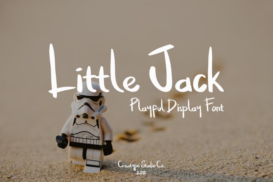 Little Jack Font Free Demo