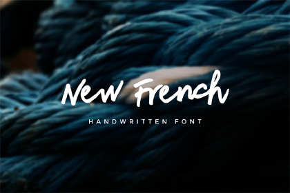 New French Font Free Version
