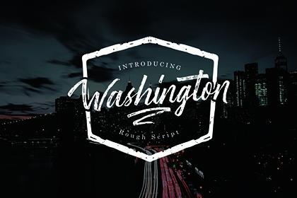 Washington Rough Script Demo