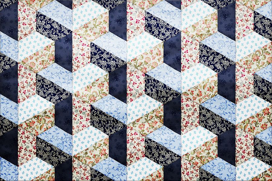 5 Free Patchwork Backgrounds