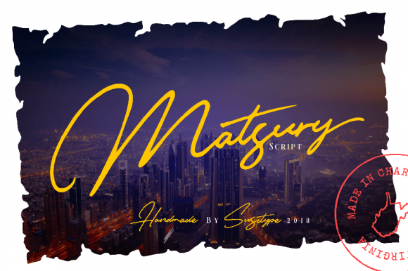 Matsury Signature Script Demo