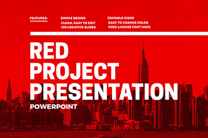 Red Project Presentation Demo