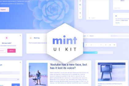 UI Kits – Free Design Resources