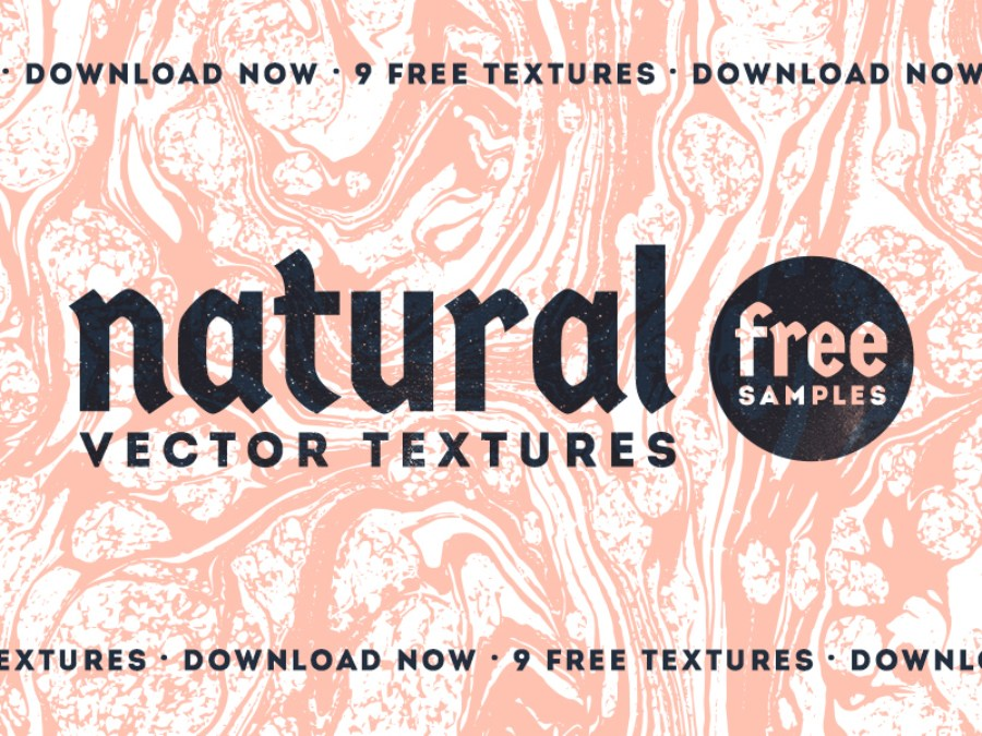 Natural Vector Texture Free Sample – Free Design Resources