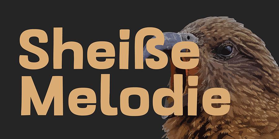 Kruda Sans Serif Demo