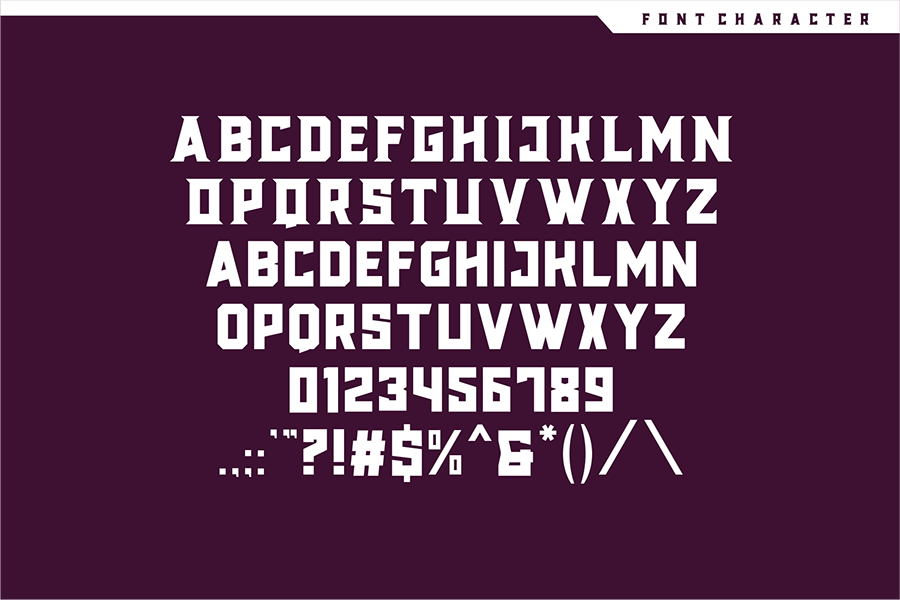 Prodush Free Display Font