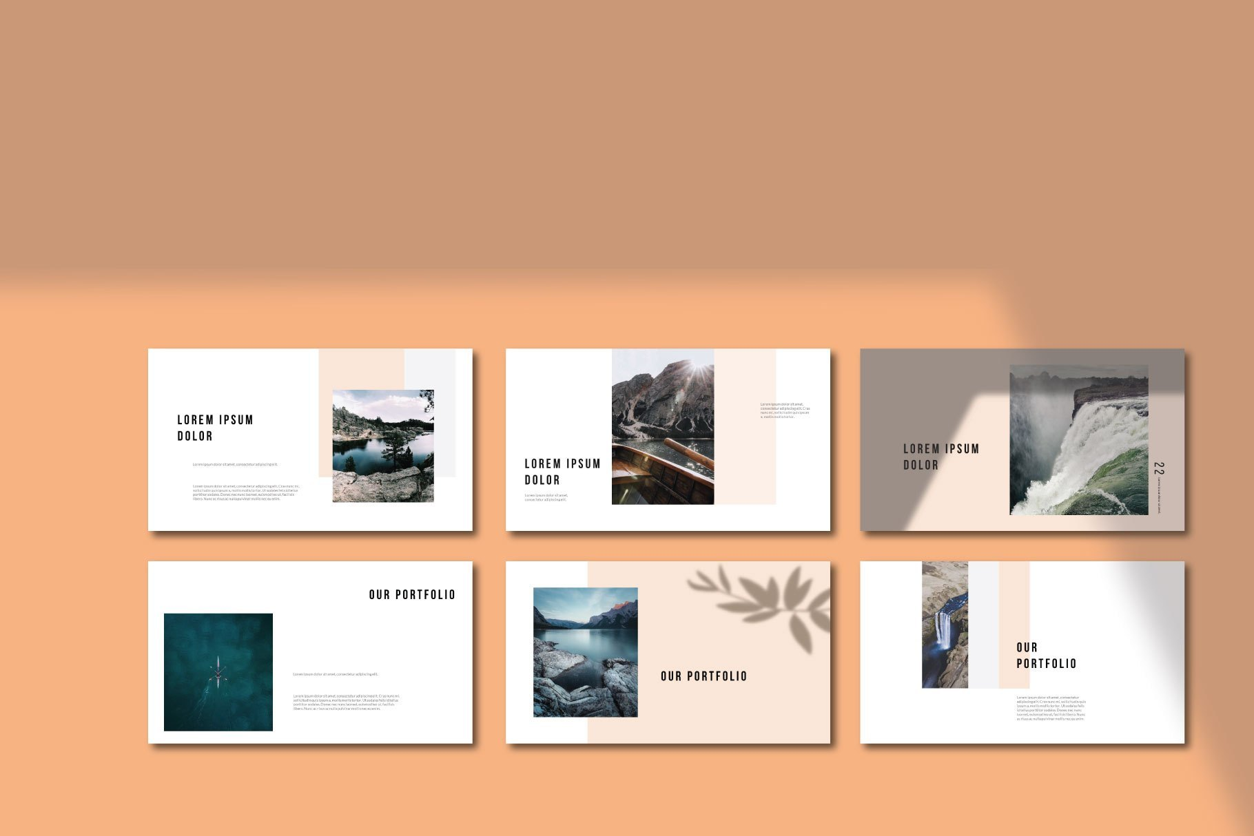 Write Presentation Template